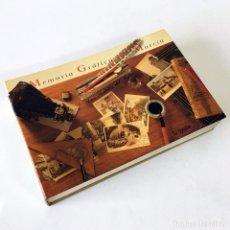 Libros de segunda mano: MEMORIA GRÁFICA DE MURCIA - POSTALES DEL AYER - COLECCIONABLE - LA OPINIÓN. Lote 195092920