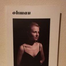 Libros de segunda mano: LIBRO OHMAN - BRILLANT DARK ISSUE - ARTE - WOW DESING - OHMAU - FOTOGRAFIA. Lote 195247803