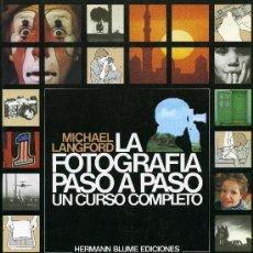 Libros de segunda mano: FOTOGRAFIA Y VIDEO. Lote 195250308