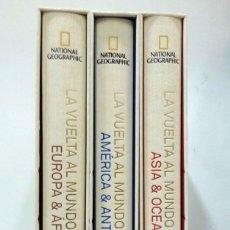 Libros de segunda mano: LA VUELTA AL MUNDO EN 125 AÑOS. TASCHEN, 2015.. Lote 195280527