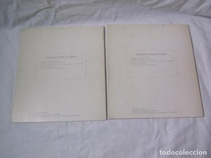 Libros de segunda mano: Diseño y estrategia de producto + Diseño y calidad de vida, J. Montaña y A. Ricard - Foto 3 - 195333243