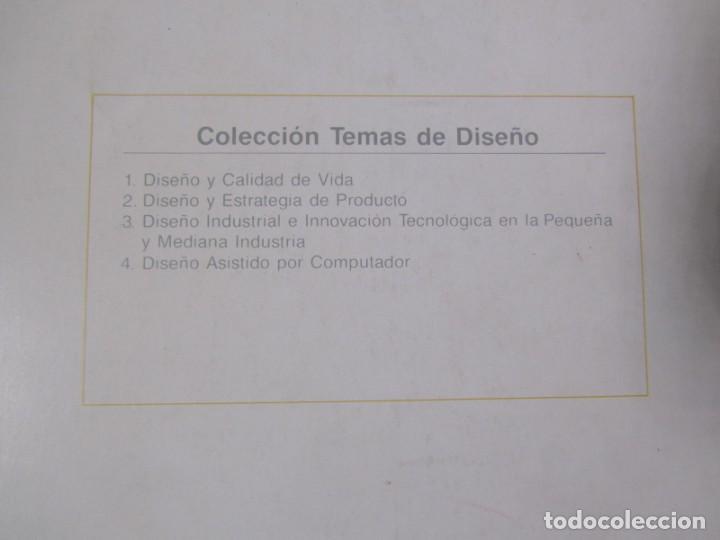 Libros de segunda mano: Diseño y estrategia de producto + Diseño y calidad de vida, J. Montaña y A. Ricard - Foto 4 - 195333243