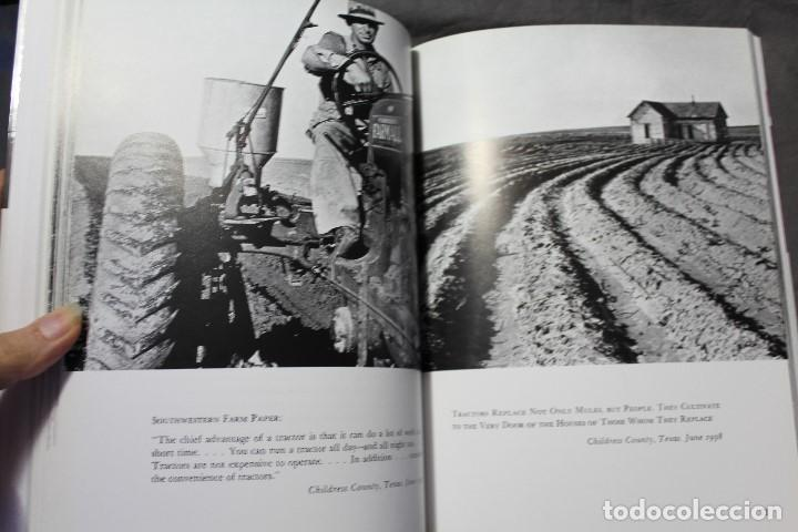 Libros de segunda mano: AN AMERICAN EXODUS.A RECORD OF HUMAN EROSION. DOROTHEA LANGE & PAUL TAYLOR.TEXTO EN INGLÉS Y FRANCÉS - Foto 7 - 195333720