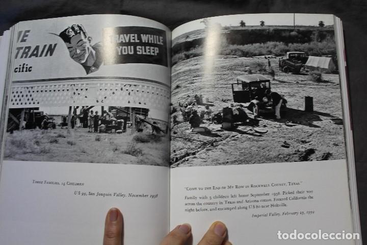 Libros de segunda mano: AN AMERICAN EXODUS.A RECORD OF HUMAN EROSION. DOROTHEA LANGE & PAUL TAYLOR.TEXTO EN INGLÉS Y FRANCÉS - Foto 8 - 195333720