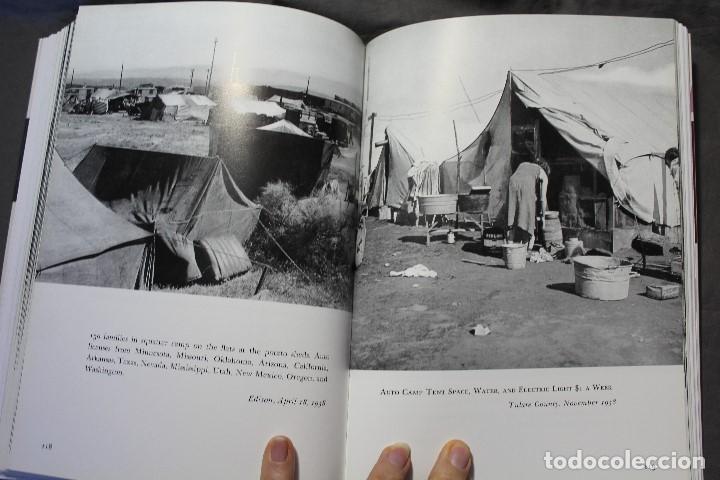 Libros de segunda mano: AN AMERICAN EXODUS.A RECORD OF HUMAN EROSION. DOROTHEA LANGE & PAUL TAYLOR.TEXTO EN INGLÉS Y FRANCÉS - Foto 9 - 195333720