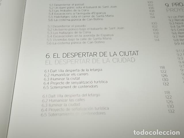 Libros de segunda mano: 10 AÑOS IBIZA PATRIMONIO DE LA HUMANIDAD 1999 -2009. HISTORIA, ARQUITECTUTA, ARQUEOLOGÍA... IBIZA - Foto 9 - 195336293