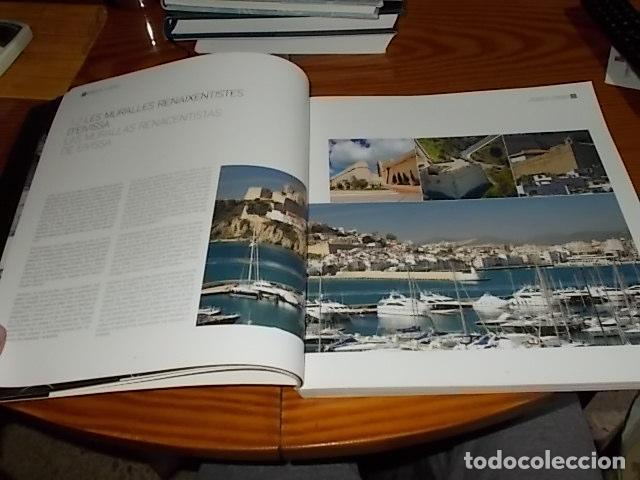 Libros de segunda mano: 10 AÑOS IBIZA PATRIMONIO DE LA HUMANIDAD 1999 -2009. HISTORIA, ARQUITECTUTA, ARQUEOLOGÍA... IBIZA - Foto 14 - 195336293