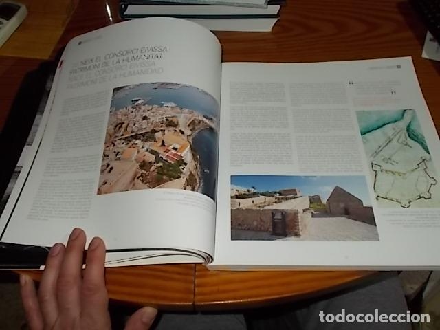 Libros de segunda mano: 10 AÑOS IBIZA PATRIMONIO DE LA HUMANIDAD 1999 -2009. HISTORIA, ARQUITECTUTA, ARQUEOLOGÍA... IBIZA - Foto 16 - 195336293