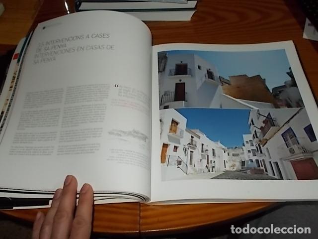 Libros de segunda mano: 10 AÑOS IBIZA PATRIMONIO DE LA HUMANIDAD 1999 -2009. HISTORIA, ARQUITECTUTA, ARQUEOLOGÍA... IBIZA - Foto 22 - 195336293