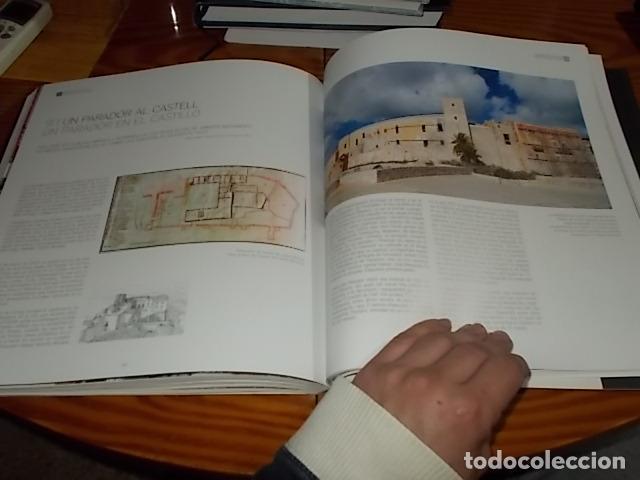 Libros de segunda mano: 10 AÑOS IBIZA PATRIMONIO DE LA HUMANIDAD 1999 -2009. HISTORIA, ARQUITECTUTA, ARQUEOLOGÍA... IBIZA - Foto 33 - 195336293
