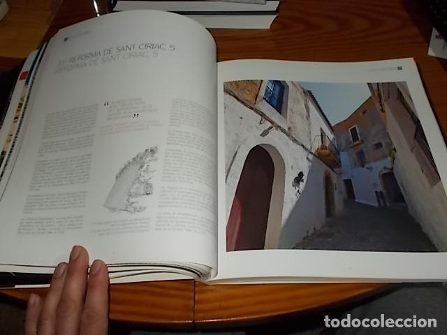 10 AÑOS IBIZA PATRIMONIO DE LA HUMANIDAD 1999 -2009. HISTORIA, ARQUITECTUTA, ARQUEOLOGÍA... IBIZA (Libros de Segunda Mano - Bellas artes, ocio y coleccionismo - Diseño y Fotografía)