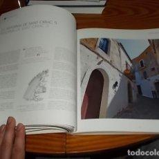 Libros de segunda mano: 10 AÑOS IBIZA PATRIMONIO DE LA HUMANIDAD 1999 -2009. HISTORIA, ARQUITECTUTA, ARQUEOLOGÍA... IBIZA. Lote 195336293