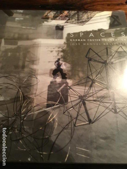 SPACES NORMAN FOSTER JOSE MANUEL BALLESTER Y (Libros de Segunda Mano - Bellas artes, ocio y coleccionismo - Diseño y Fotografía)