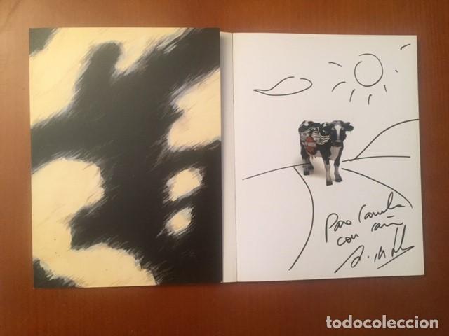 Libros de segunda mano: Antonio de Felipe, firmado y con dibujo - Foto 2 - 195362971
