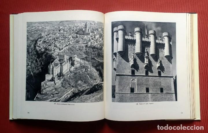 Libros de segunda mano: JOSE ORTIZ-ECHAGÜE - ESPAÑA: PUEBLOS Y PAISAJES - CASTILLOS Y ALCAZARES - MISTICA - AÑOS 60. - Foto 7 - 195369453