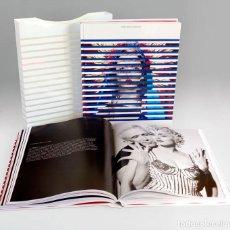 Libros de segunda mano: JEAN PAUL GAULTIER. UNIVERSO DE LA MODA. ESPAÑOL. PRECINTADO ED. LUJO CON ESTUCHE SERIGRAFIADO. Lote 195380281