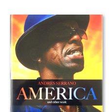 Libros de segunda mano: ANDRÉS SERRANO - AMERICA AND OTHER WORK - TASCHEN. Lote 195385155