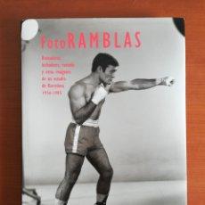 Libros de segunda mano: FOTORAMBLAS BOXEADORES LUCHADORES VARIETES. Lote 195426678