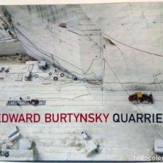 Libros de segunda mano: EDWARD BURTYNSKY - QUARRIES. STEIDL, 2007.. Lote 195542337