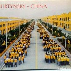 Libros de segunda mano: EDWARD BURTYNSKY - CHINA. STEIDL, 2005.. Lote 195543133
