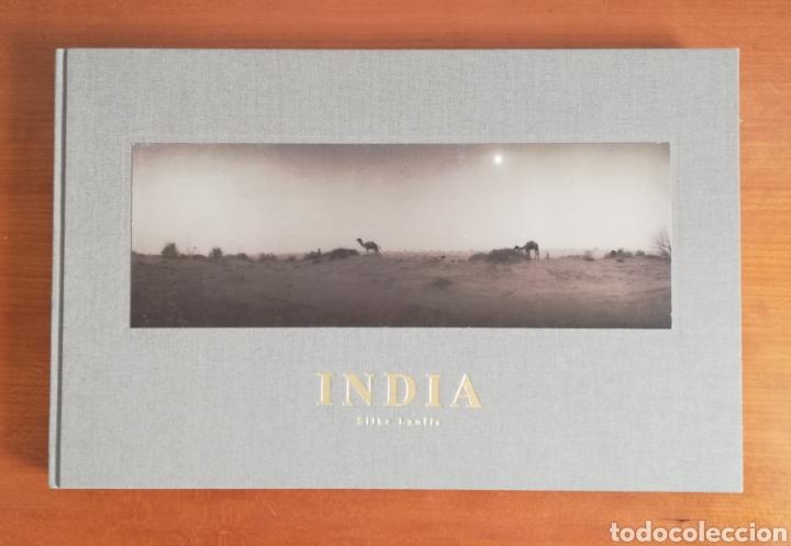 INDIA - SILKE LAUFFS - FOTOGRAFIA PAISAJE VIAJE (Libros de Segunda Mano - Bellas artes, ocio y coleccionismo - Diseño y Fotografía)