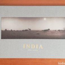 Livres d'occasion: INDIA - SILKE LAUFFS - FOTOGRAFIA PAISAJE VIAJE. Lote 195753097