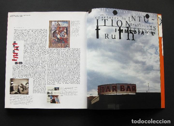 Libros de segunda mano: David Carson: 2ndsight. El diseño gráfico después de the end of print – Lewis Blackwell – 1998 - Foto 2 - 195849782