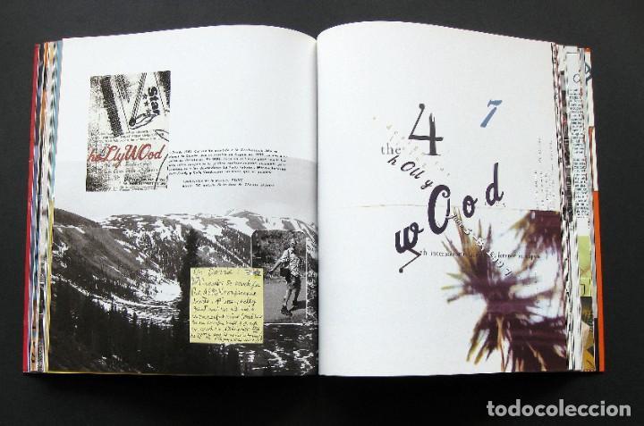 Libros de segunda mano: David Carson: 2ndsight. El diseño gráfico después de the end of print – Lewis Blackwell – 1998 - Foto 3 - 195849782