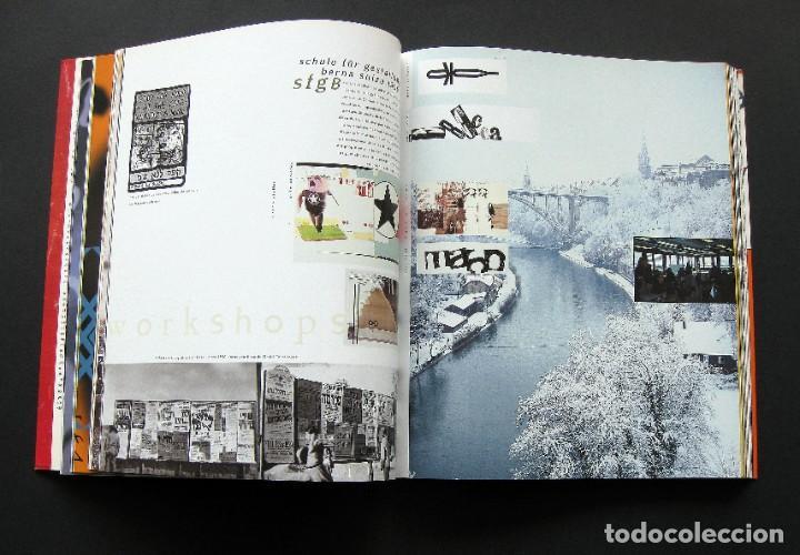 Libros de segunda mano: David Carson: 2ndsight. El diseño gráfico después de the end of print – Lewis Blackwell – 1998 - Foto 4 - 195849782