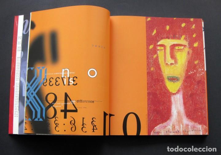 Libros de segunda mano: David Carson: 2ndsight. El diseño gráfico después de the end of print – Lewis Blackwell – 1998 - Foto 5 - 195849782