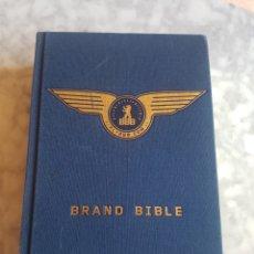 Libros de segunda mano: LIBRO BREAD & BUTTER BRAND BIBLE 07 / 2007. Lote 196241405