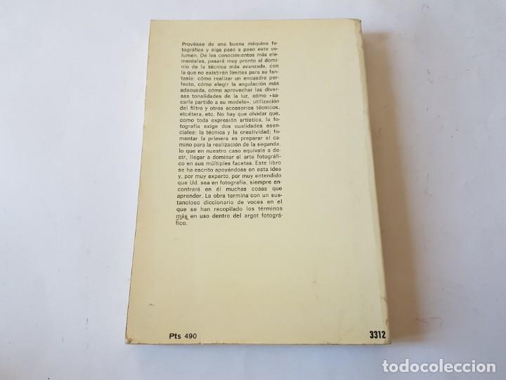 Libros de segunda mano: MANUAL DE FOTOGRAFÍA - TANI CAPACCHIONE / JUAN CARLOS VIOTTI - ED. DE VECCHI 1975 - Foto 5 - 196898178