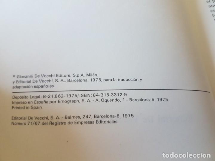 Libros de segunda mano: MANUAL DE FOTOGRAFÍA - TANI CAPACCHIONE / JUAN CARLOS VIOTTI - ED. DE VECCHI 1975 - Foto 6 - 196898178