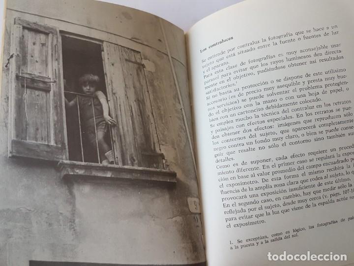 Libros de segunda mano: MANUAL DE FOTOGRAFÍA - TANI CAPACCHIONE / JUAN CARLOS VIOTTI - ED. DE VECCHI 1975 - Foto 8 - 196898178