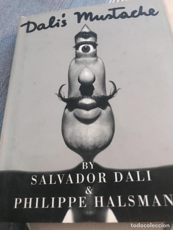 DALÍ SALVADOR , LIBRO DALIS MUSTACHE (Libros de Segunda Mano - Bellas artes, ocio y coleccionismo - Diseño y Fotografía)