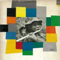 Libros de segunda mano: THE FAMILY OF MAN 1955 CATALOGO FOTOGRAFIAS EN INGELS BY EDWARD STEICHEN 192 PAGINAS . Lote 197913940