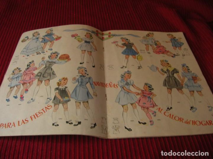 Libros de segunda mano: Muy interesante revista de moda infantil.año 1945 - Foto 2 - 198044118