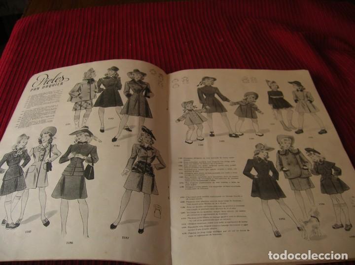 Libros de segunda mano: Muy interesante revista de moda infantil.año 1945 - Foto 3 - 198044118