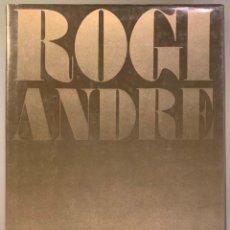 Libros de segunda mano: ROGI ANDRÉ. POSTRAITS. Lote 198411025