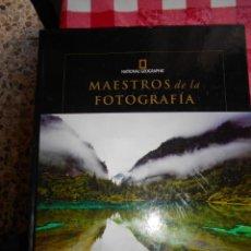 Libros de segunda mano: MAESTROS DE LA FOTOGRAFÍA: M.YAMASHITA. Lote 199406465