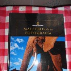 Libros de segunda mano: MAESTROS DE LA FOTOGRAFÍA: M.NICHOLS. Lote 199407463