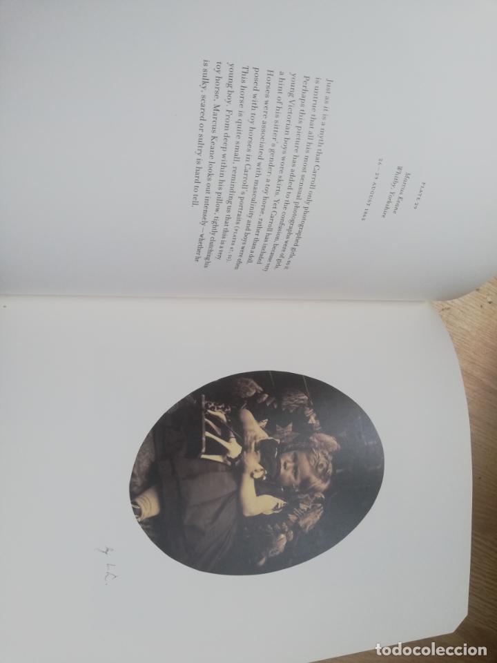 Libros de segunda mano: Anne Higonnet. Lewis Carroll - Foto 5 - 199448481
