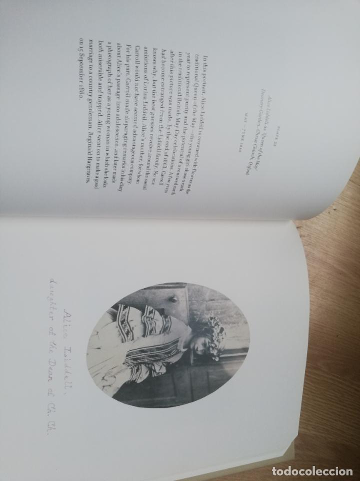 Libros de segunda mano: Anne Higonnet. Lewis Carroll - Foto 6 - 199448481