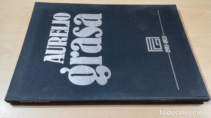 AURELIO GRASA - 1893 - 1972 - GALERIA COSTA 3 ZARAGOZA ARAGONQ105 (Libros de Segunda Mano - Bellas artes, ocio y coleccionismo - Diseño y Fotografía)