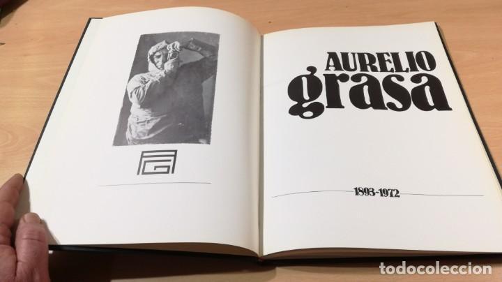Libros de segunda mano: AURELIO GRASA - 1893 - 1972 - GALERIA COSTA 3 ZARAGOZA ARAGONQ105 - Foto 3 - 199678060
