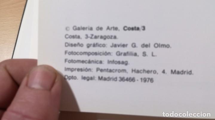 Libros de segunda mano: AURELIO GRASA - 1893 - 1972 - GALERIA COSTA 3 ZARAGOZA ARAGONQ105 - Foto 20 - 199678060