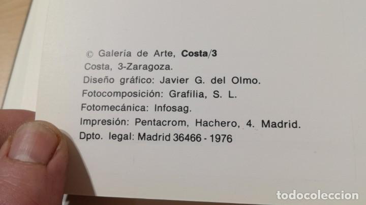 Libros de segunda mano: AURELIO GRASA - 1893 - 1972 - GALERIA COSTA 3 ZARAGOZA ARAGONQ105 - Foto 21 - 199678060