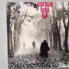 Livres d'occasion: EUROPA FOTO 64. Lote 199839710