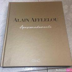 Libros de segunda mano: ALAIN AFFLELOU, APASIONADAMENTE (MICHEL LAFON EDIT., 2018) - HISTORIA DE LA MARCA, MODA GAFAS LUJO. Lote 200275230