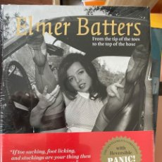 Libros de segunda mano: LIBRO EROTICO. ELMER BATTERS. FROM THE TIP OF THE TOES TO THE TOP OF THE HOSE. Lote 200355332